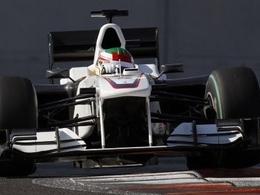 Sergio Perez avait tout misé sur 2011
