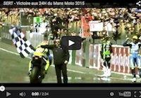 Vidéo: les 24 Heures du Mans vues par le SERT