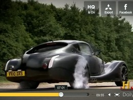 Top Gear USA : Morgan Aero Supersport, trop british pour les Yankees