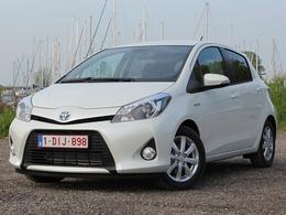 Economie: la production de Toyota en France a augmenté de 30%