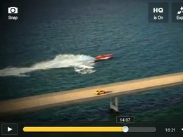 Top Gear USA : Lotus Evora vs offshore vs hydravion, de Miami à Key West