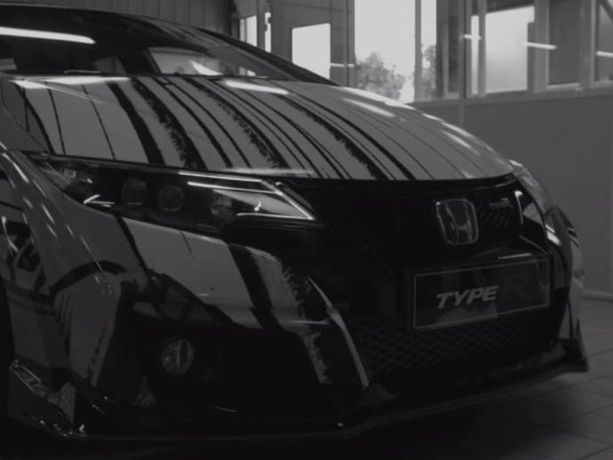 Honda dévoilera une Civic Type R Art Car Michel Vaillant pour les 24H du Mans