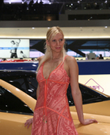 Miss n°4 - Martena - Election Miss Genève 2007