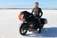 Vidéo moto : Harley Davidson Pepper, l'histoire d'un record