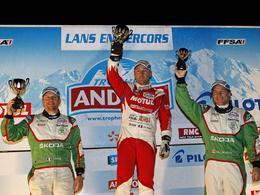 Trophée Andros/Lans en Vercors - Dayraut et Prost au coude à coude