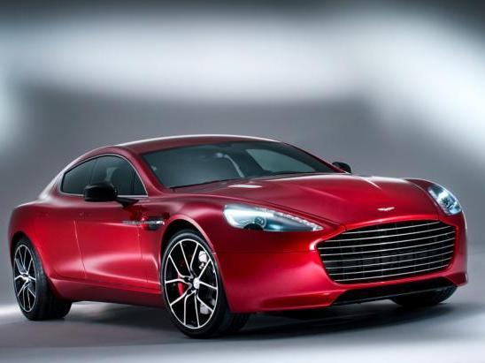 Daimler confirme des négociations avec Aston Martin