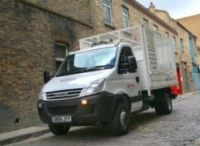 Les tests d'un Iveco Daily Light au biométhane ont démarré