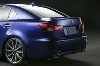 Lexus IS-F: le son, c'est bon ...