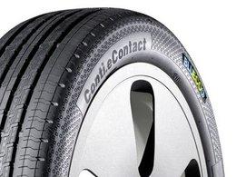 Un pneu Continental spécialement étudié pour les autos électriques
