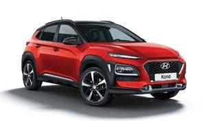 Hyundai Kona : à partir de 21 400 €