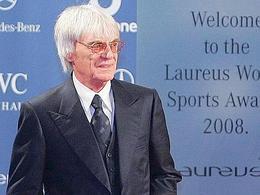 """Ecclestone : """"c'est triste mais la mort de Senna fut bénéfique pour la F1"""""""
