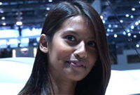 Miss n°12 - Asha - Election Miss Genève 2007