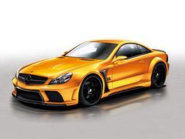 Mercedes SL: une conversion Black Series, cela vous dit?