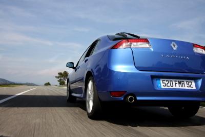 Galerie Photo : Test Track Renault Laguna GT 2/2
