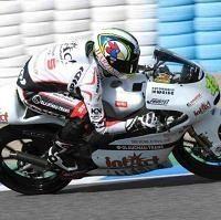 GP125 - Espagne D.1: Sandro Cortese met un vent à Terol