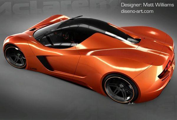 Prochaine McLaren F1 : quand même pas comme ça