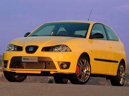 La p'tite sportive du lundi: Seat Ibiza Cupra (2004).