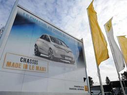 Renault : l'usine du Mans accueillera bientôt le châssis de la Micra