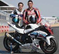 Renaud Lavillenie sera le 4ème homme (team AZ Motos) au Mans