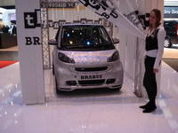 Video: Smart Fortwo Brabus