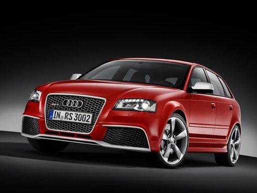 Audi RS3 Sportback: 55400 € en France