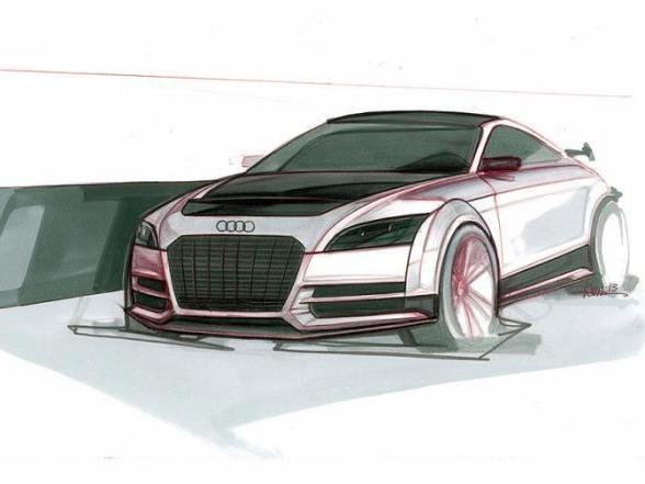 Future Audi TT-RS: 380 ch