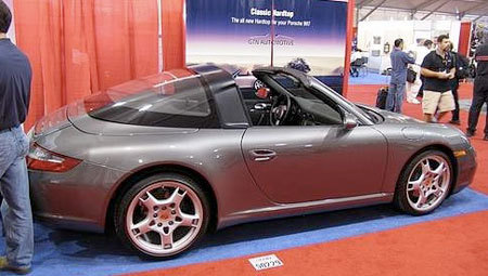 """Porsche 911 """"Vrai Targa"""" Type 997 : ça existe !"""