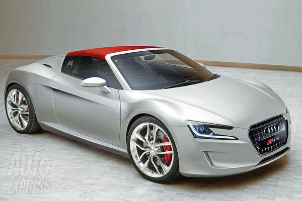 Audi R4 électrique : bientôt un e-tron dans nos rues ?