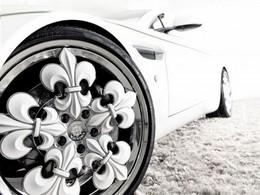 Une Aston Martin V8 Vantage Roadster indigeste