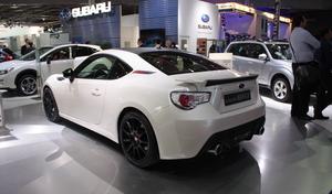 Subaru met un terme à la production de la BRZ