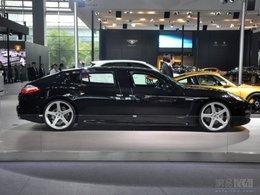 Porsche Panamera limousine par Ruf: démesurée?