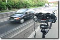 Suisse : un automobiliste flashé à 213 km/h