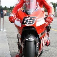 Moto GP: Un aperçu du nouveau carénage Ducati