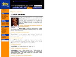Interview : Isabelle Patissier
