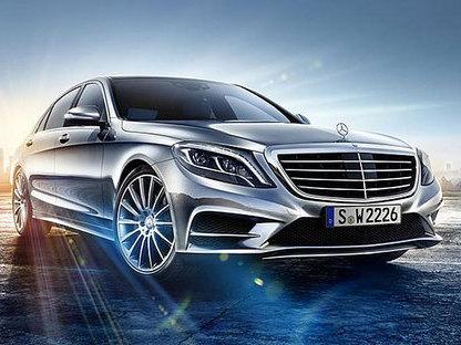 Mercedes Classe S: instant teasing en vidéo