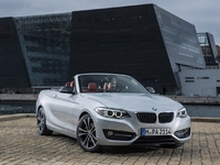 Salon de Paris 2014 – BMW Série 2 cabriolet : elle M le sport