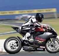 Superstock 1 000 - Ducati: Le 1199 Panigale a découvert Phillip Island