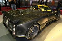 Pagani Zonda F Roadster, pas une nouveauté mais bon...