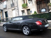 Photo du jour : Bentley Continental GTC