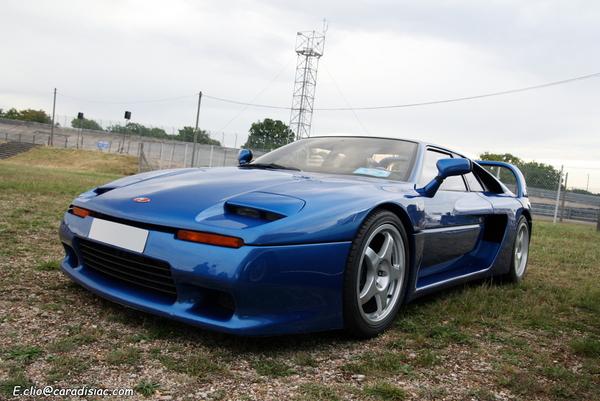 Photos du jour : Venturi 400 GT