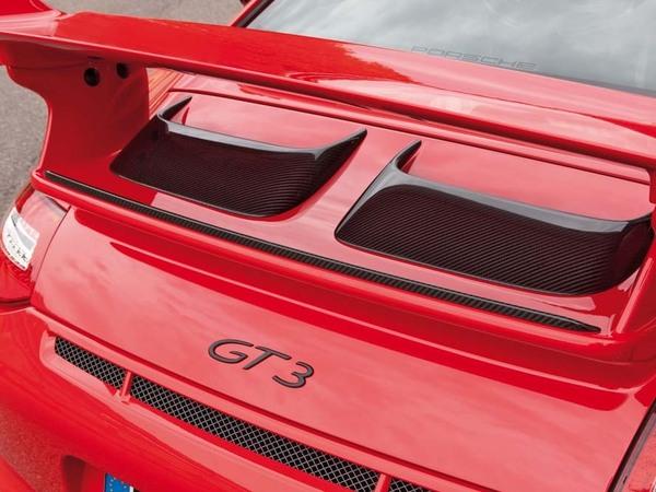 La Porsche 911 GT3 type 997 va encore évoluer