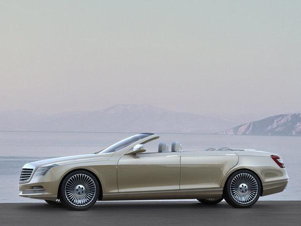 Mercedes prépare une Classe S Cabriolet