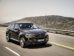 Salon de Paris 2014 – BMW X6 : la sobriété incarnée