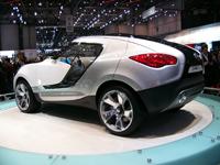 Hyundai Qarmaq : un SUV à la plastique révolutionnaire