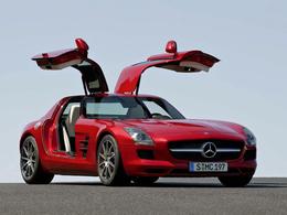 Une Mercedes SLS à gagner avec Gran Turismo 5!