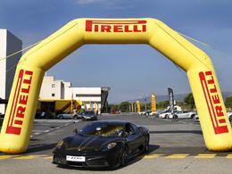Pirelli P Zero Expérience, la 3eme saison est ouverte