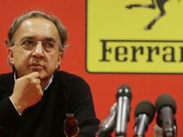 """Marchionne : """"Ferrari n'est pas éternellement nécessaire à Fiat"""""""