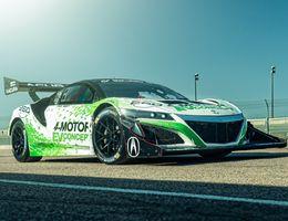 Honda dévoile la NSX électrique pour Pikes Peak