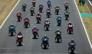 Moto GP: mise à jour du calendrier: la saison restera en Europe