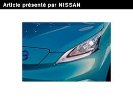 Nissan révèle son concept E-NV200, fourgon multi-usages 100% électrique [Rédigé par Nissan ]